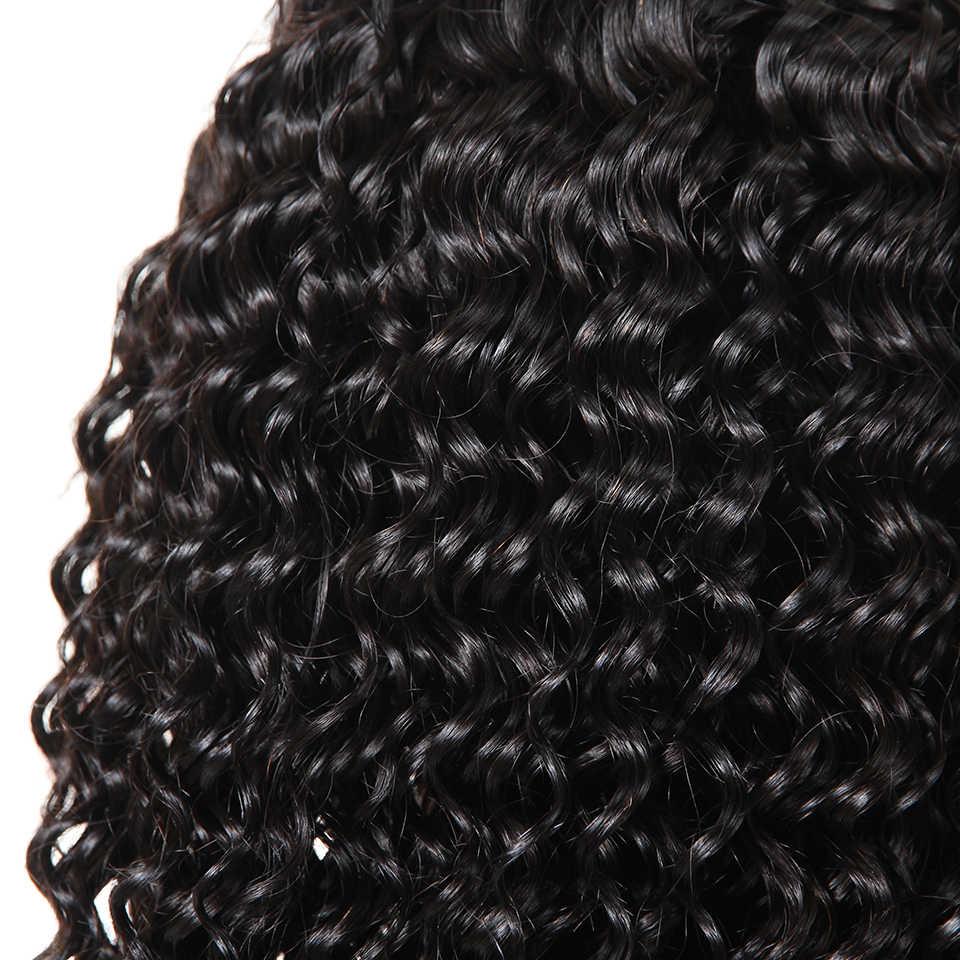 Kinky Kıvırcık Peruk Tutkalsız Tam Dantel Peruk 150 Yoğunluk Peruk Siyah kadın peruk Bebek Saç Doğal Saç Peruk Remy Saç karizma