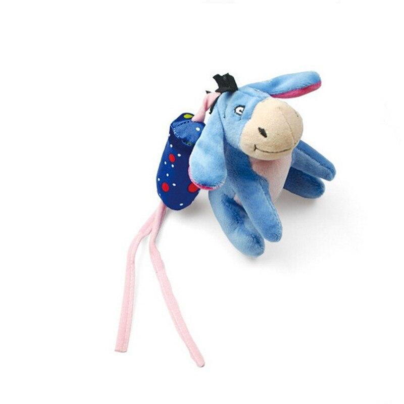 1 pcs Baby Rammelaars Pasgeboren speelgoed kinderwagen speelgoed Winnie cartoon baby bed rammelaar bebe baby pluche speelgoed 5