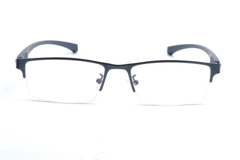 96c632a35d Gafas de lectura de ordenador Anti rayos azules para hombre, protección de la  luz azul UV, gafas de presbicia Unisex para lectores, dioper, medio borde