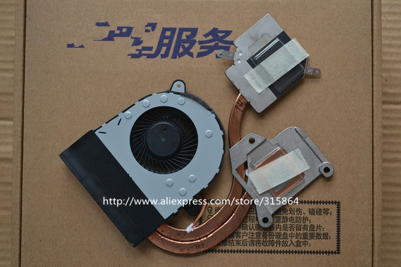 New laptop fan with heatsink  for lenovo G405S G50S  AMD lacywear s 35 fan