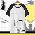 Ansatsu Kyoushitsu T shirt Anime Korosensei Cosplay Costume Fashion Men Women Cotton T-shirt Short Sleeve Tees