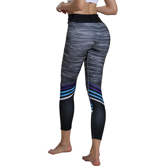 pgm Drop ship Women quick drying High elasticity fitness Yoga trousers Outdoor