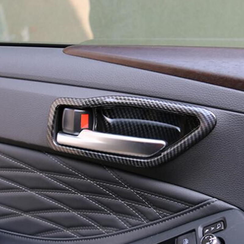 Внутренняя отделка внутренней чаши автомобильной двери, молдинг интерьера автомобиля для Toyota Avalon 2019,4 шт./лот, автостайлинг