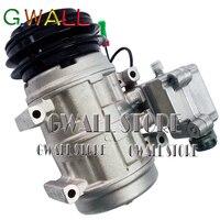 A/C AC Compressor With Clutch For Audi 80 90 100 200 1985 1996 034260808b 034260808C 034260805C 034260805D 16CA171 147100 1600