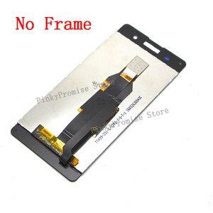 "Image 5 - ل 5.0 ""سوني اريكسون XA شاشة الكريستال السائل مجموعة المحولات الرقمية لشاشة تعمل بلمس F3111 F3113 F3115 بانتيلا استبدال لسوني XA LCD"