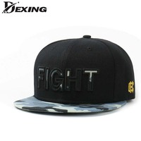 Dexing Spring Hip Hop Cap Letters Printed Adjustable Baseball Cap Women Men Summer Hat Unisex