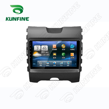 Quad Core 1024*600 Android 5.1 Car DVD GPS Navigation Player Car Stereo for Ford Edge 2015 Deckless Bluetooth Wifi/3G