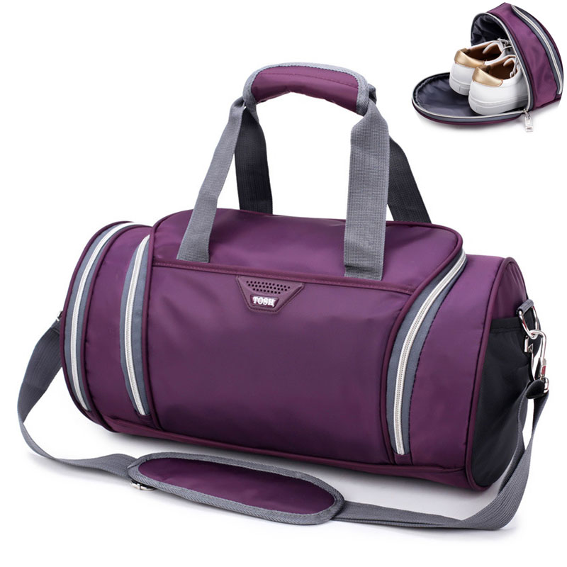 Travel Sports Gym Bags Yoga Handbags Fitness Bag For Shoes Training Women Men Waterproof Shoulder Tas Sac De Spot  XA129-1WA
