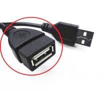1 м USB Удлинительный кабель Супер Скоростной USB 2,0 кабель Мужской к женскому Синхронизация данных USB 2,0 удлинитель Удлинительный кабель