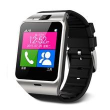 Aplus gv18 smartwatch bluetooth smart watch smart watch sim-karte für Android IOS Telefon Tf-karte SMS GPRS FM PK DZ09 GT08