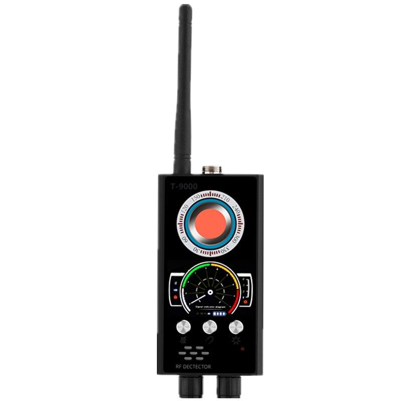 2019 tout-en-un Anti-candide, Anti-suivi, Anti-espion, Anti-écoute détecteur infrarouge caméra Scanner écouteur sécurité secrète