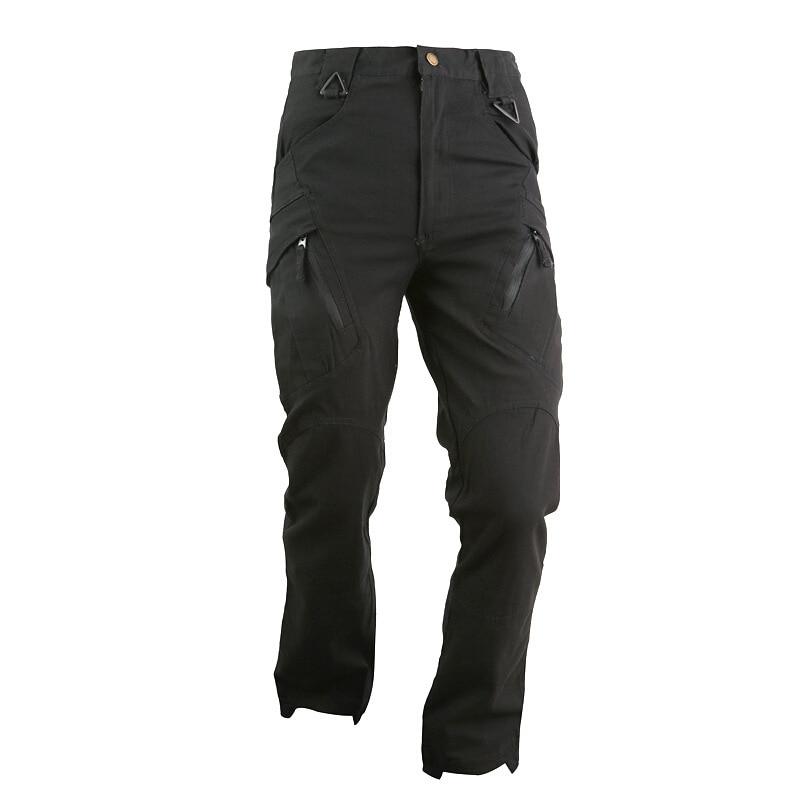 En gros 2018 en plein air ESDY pantalon urbain tactique charge militaire amateurs pantalons résistant à l'usure Zipper poche pantalon hommes