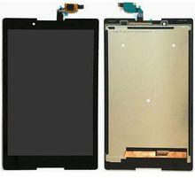 Для Lenovo TB3-850F tb3-850 tb3-850F tb3-850M Tablet PC Сенсорный экран планшета + ЖК-дисплей Дисплей Узлы и агрегаты для автомобиля Черный 100% тестирование