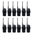 12pcs Walkie Talkie Retevis H777 UHF 400-470MHz 16CH Ham Radio Hf Transceiver Two Way Radio Communicator A9105A