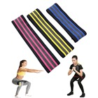 Hip Circle Exercise Resistance Bands for Men and Women Glute Resistance Bands Workout Warm ups Squats Mobility Stretching Bands