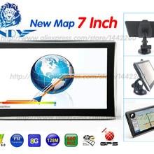 Oriana x7 GPS навигации Автомобильный навигатор GPS Win CE автомобильный GPS Navigatie 7 дюймов Европа/Россия/Северная Америка/Австралия
