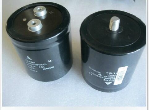 Inverter ACS800 electrolytic capacitor B43586-S9418-Q1 filter 4100UF 400V b43564 s9578 m1 5700uf 400v atv61 71 with 37kw electrolytic capacitor