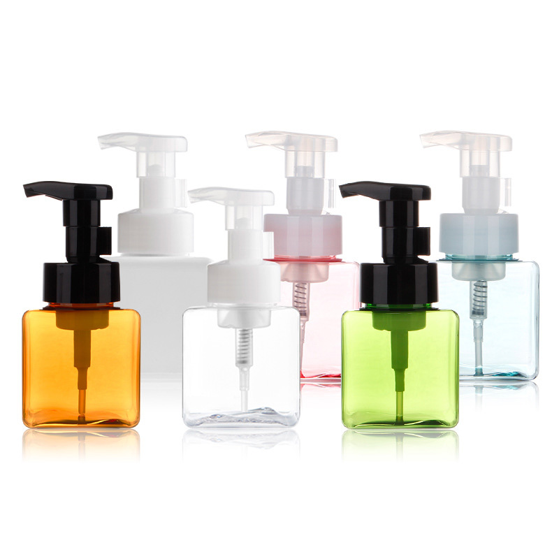 250ml Clear Foaming Bottle Froth Pump Soap Mousses Liquid Dispenser Foam Bottles With Cap Plastic Shampoo Lotion Bottling kitcox70427dpr06042 value kit dial basics foaming hand soap dpr06042 and glad forceflex tall kitchen drawstring bags cox70427
