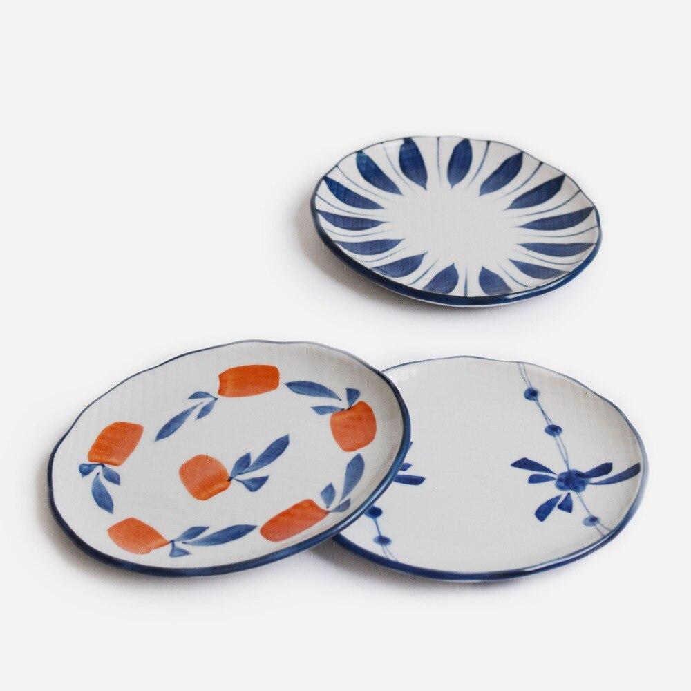 designer plates porcelain reviews  online shopping designer  - japanese ceramic hengfeng design dinner plate