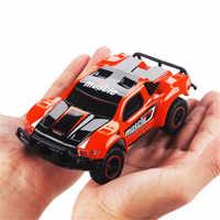 HB Toys DK4301B/DK4302B/DK4303B 1/43 2.4G 4WD Rc voiture électrique 14 km/h court Course camion rallye véhicule RTR modèle enfants voiture jouets