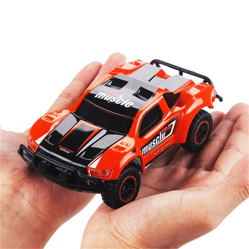 HB Toys DK4301B/DK4302B/DK4303B 1/43 2.4G 4WD Rc Car Electric 14km/h Short Course Truck Rally Vehicle RTR Model Kids Car Toys