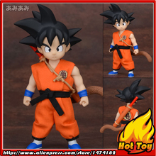 "100% Original MegaHouse Dimension of DRAGONBALL D.O.D Complete Action Figure – Son Goku in Youth from ""Dragon Ball"""