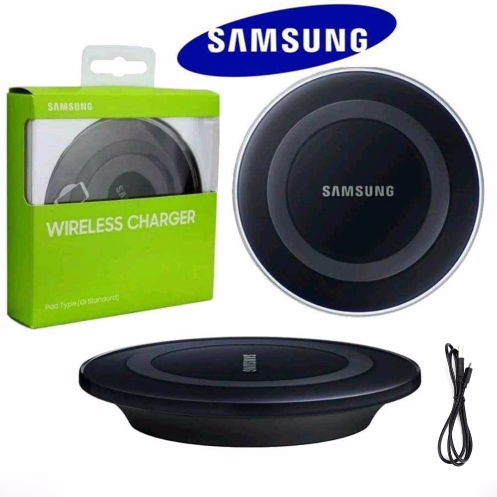 Original QI Wireless Charger EP PG920I Samsung Galaxy S6 S6 Edge S7 S7 Edge Note 5