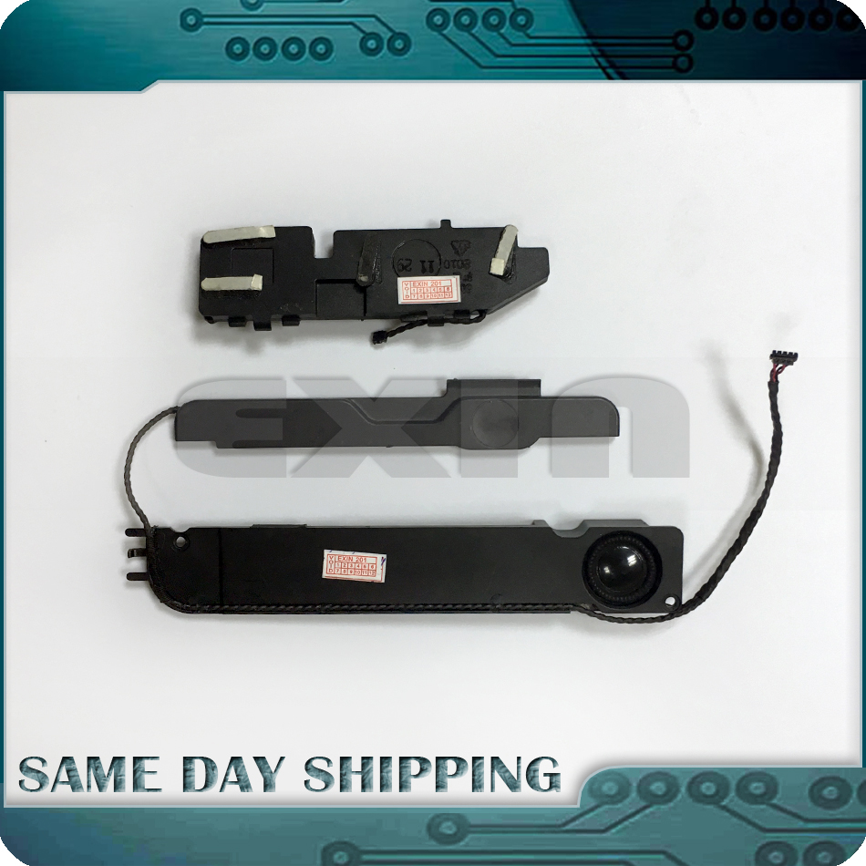 Genuine A1278 Left + Right Speaker With Subwoofer Louderspeaker Set For MacBook Pro Unibody 13.3