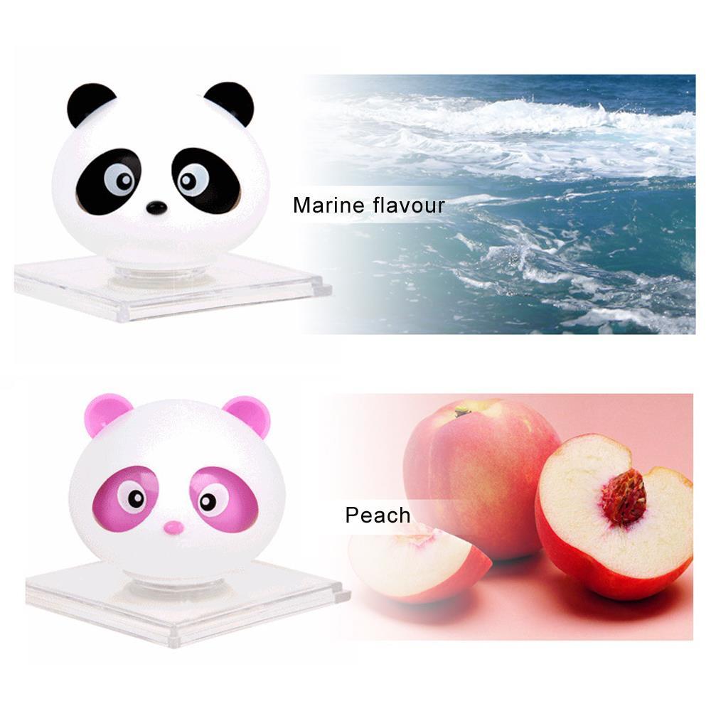 Car air freshener angel Cute Panda fragrance perfume for women brand perfume fantasy parking imported car