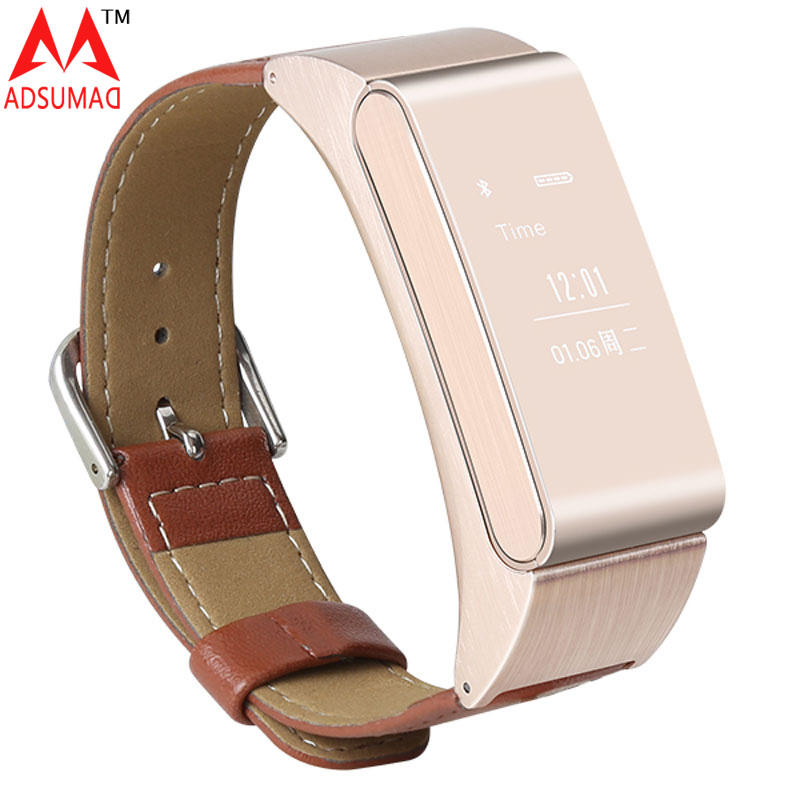 iband M8 Smart Bracelet+Bluetooth headset Wearable Devices Fitness Tracker Smart band Bluetooth Pedometer Smart