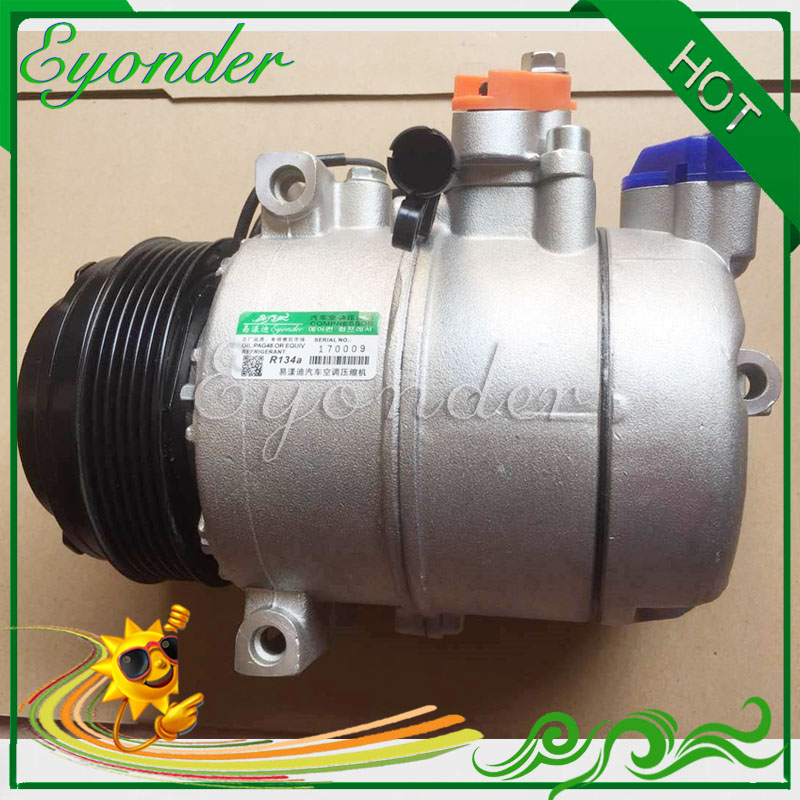 7SBU16C A C Air Conditioning Compressor Cooling Pump for MERCEDES BENZ E CLASS W210 S210 E430