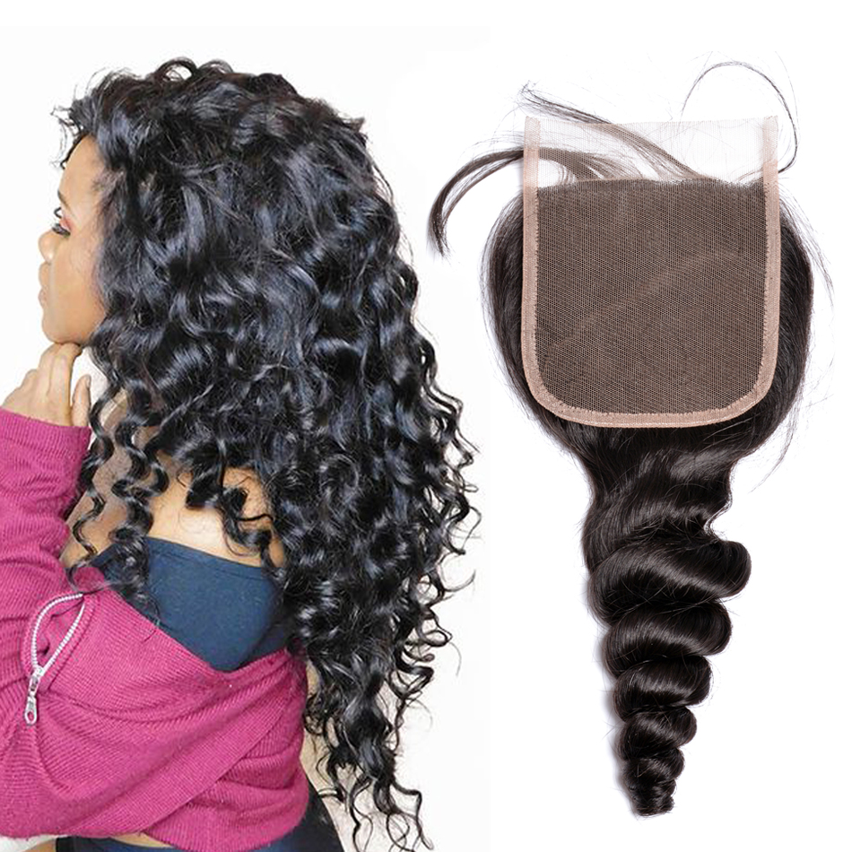 Loose-Lace-Closure