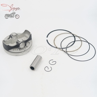 Bore size 78mm STD Piston & Ring & Clip Kit for HONDA CRF250 CRF250R 04 09 CRF250X 04 13 Motorcycle Engine Parts