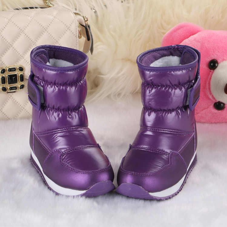 2019 neue Kinder Casual Schuhe Mode Baby Sport Schuhe Marke Jungen Mädchen Turnschuhe Heißer Verkauf Stiefel Schnee Stiefel