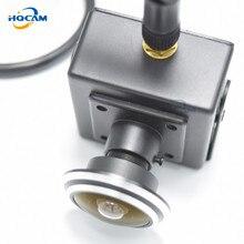 720P 1.78mm Fisheye Lens Wide Angle wifi ip camera 1.0 Megapixel Wireless camera Indoor Smallest Wifi Ip Network Camera door cam