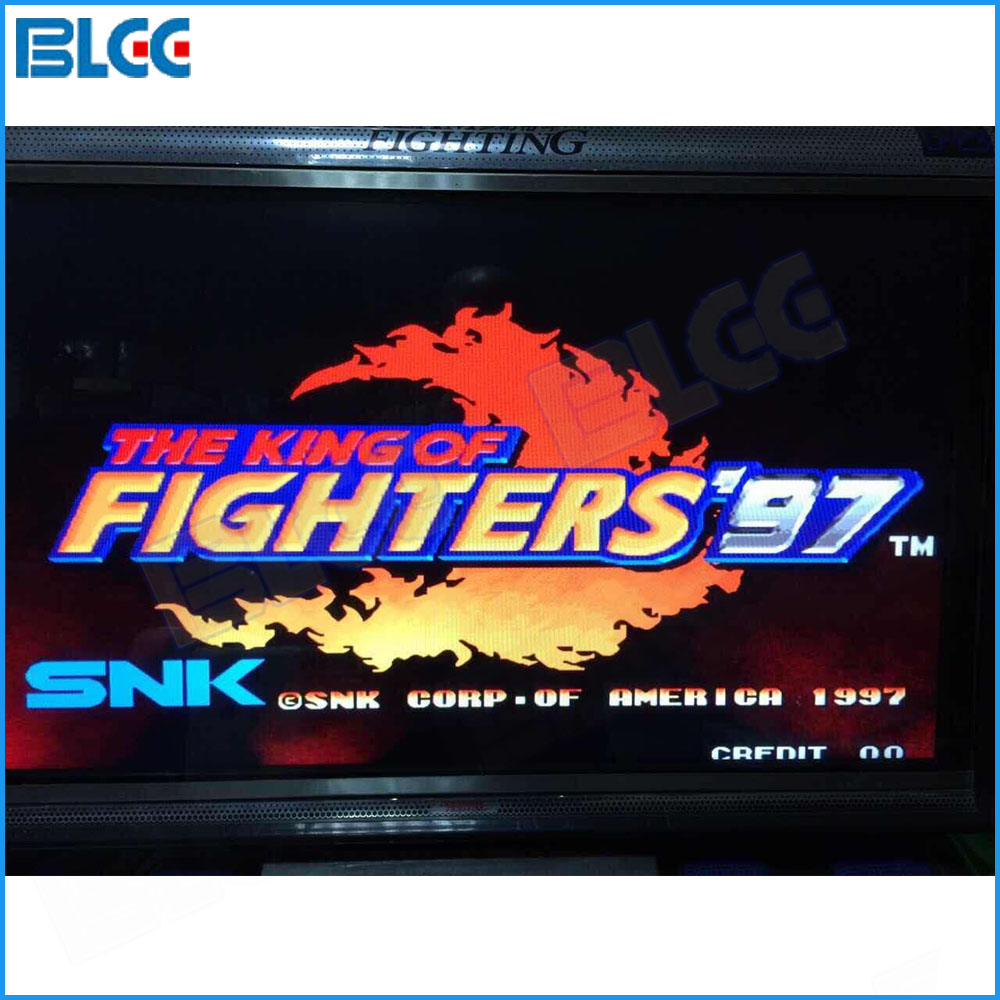 The King Of Fighters 97 Arcade Games Board With Vga Hdmi Output