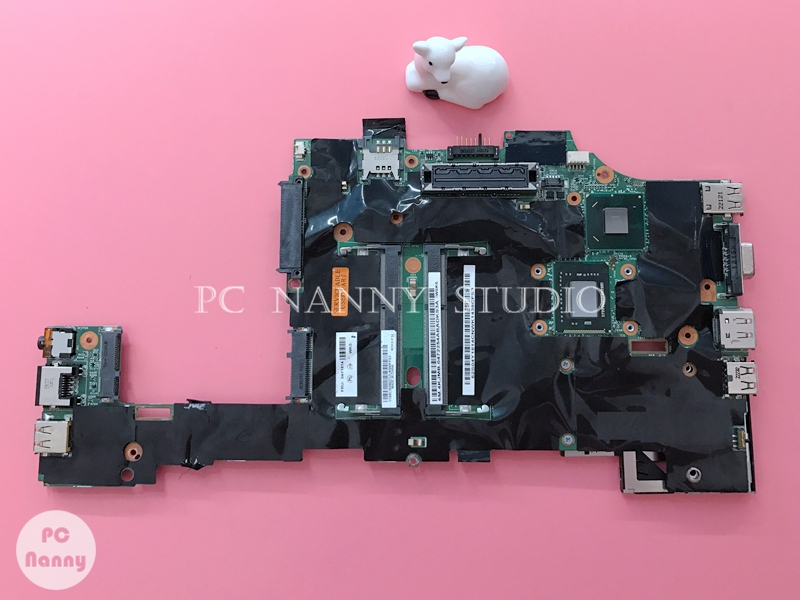 04Y1814 Motherboard for Lenovo ThinkPad X220T Tablet Mainboard i7-2640m 2.80GHz HD Graphics 3000 Fully working Laptop