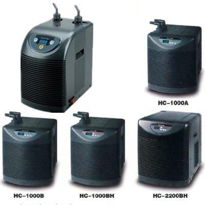 Охладитель для аквариума HAILEA HC100A HC130A HC150A HC250A HC300A HC500A HC1000A HC1000B 1/20HP 1/15HP 1/10HP, Водяной охладитель для гидропоники