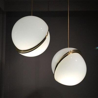 Art Decor Lampada A Sospensione Design Sfera In Acrilico Hanging