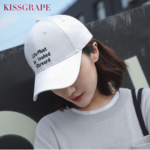 New Fashion Summer Womens Baseball Caps with Serpentine Jacquard Youth Girls Hats Snapback Female White Gorras
