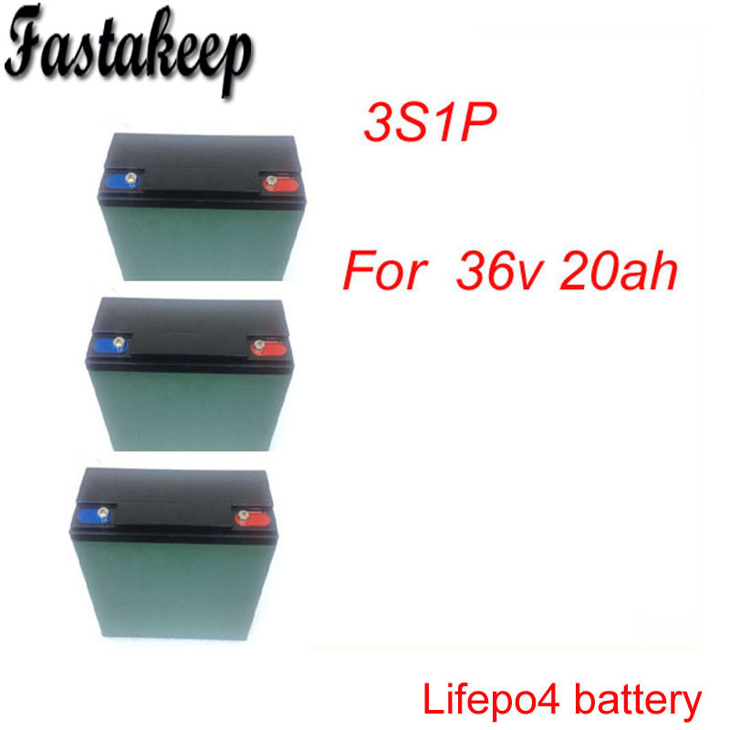 Small 12 volt rechargeable lifepo4 lithium 12v 20ah battery for solat light, solar AD bo ...