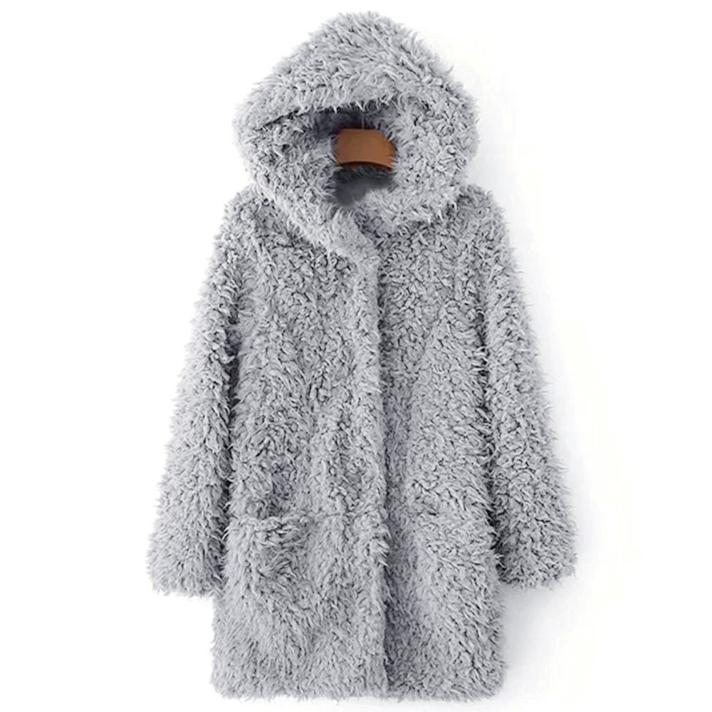 ca21e2141 Free shipping on Faux Fur in Jackets & Coats, Women's Clothing and ...