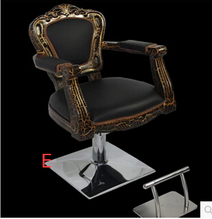 Europe Type Restoring Ancient Ways Hairdressing Chair.. High-grade Beauty-care Chair. The Haircut Chair.