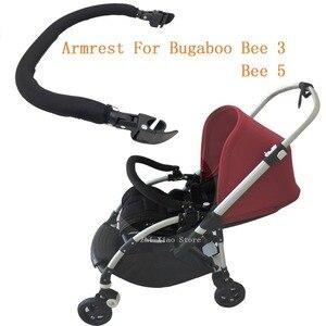Image 1 - Akcesoria do wózka podłokietnik poręcz do zderzaka poręcz do Bugaboo Bee 5 Bee 3