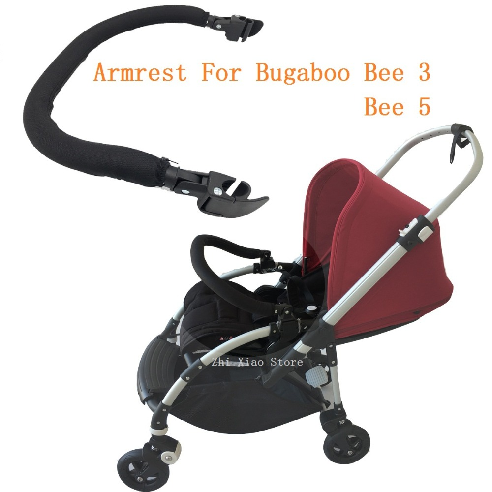 Bugaboo Bee stroller accessories armrest bumper bar handrail handrest Fit Bugaboo Bee 5 Bee 3-in Strollers Accessories from Mother & Kids
