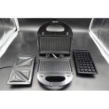 Тостер бытовой Сэндвич Хлеб/вафельница небольшой машина для завтрака KY-18