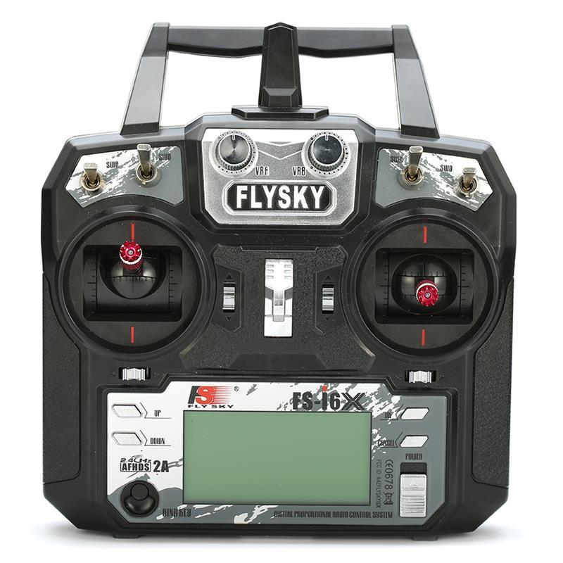 Xiangtat Flysky FS-i6X 2.4GHz 10CH AFHDS 2A RC Transmitter With X6B i-BUS Receiver Xiangtat Flysky FS-i6X 2.4GHz 10CH AFHDS 2A RC Transmitter With X6B i-BUS Receiver