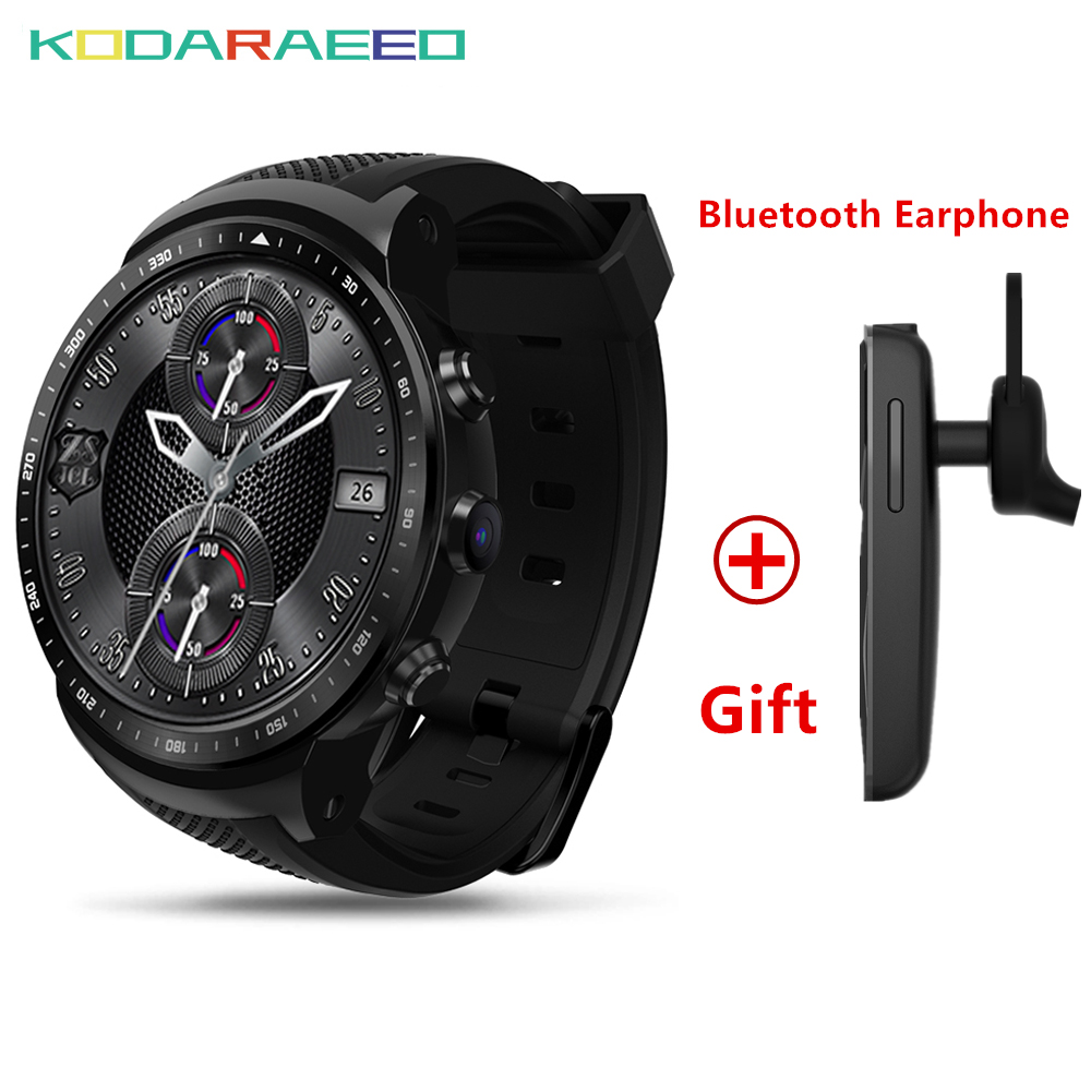 Thor PRO Smart watch Android 5.1 MTK6580 Quad Core 16GB 2.0 MP Camera Heart Rate tracker 3G GPS WIFI Smart Watch phone BT 4.0 kw06 smart watch android 5 1 mtk6580 quad core pk kw88 wifi gps 3g smartwatch phone fitness tracker heart rate tracker watch man