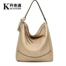 KLY 100% Genuine leather Women handbags 2019 New All-match diagonal shoulder fashion Shoulder Messenger Handbag