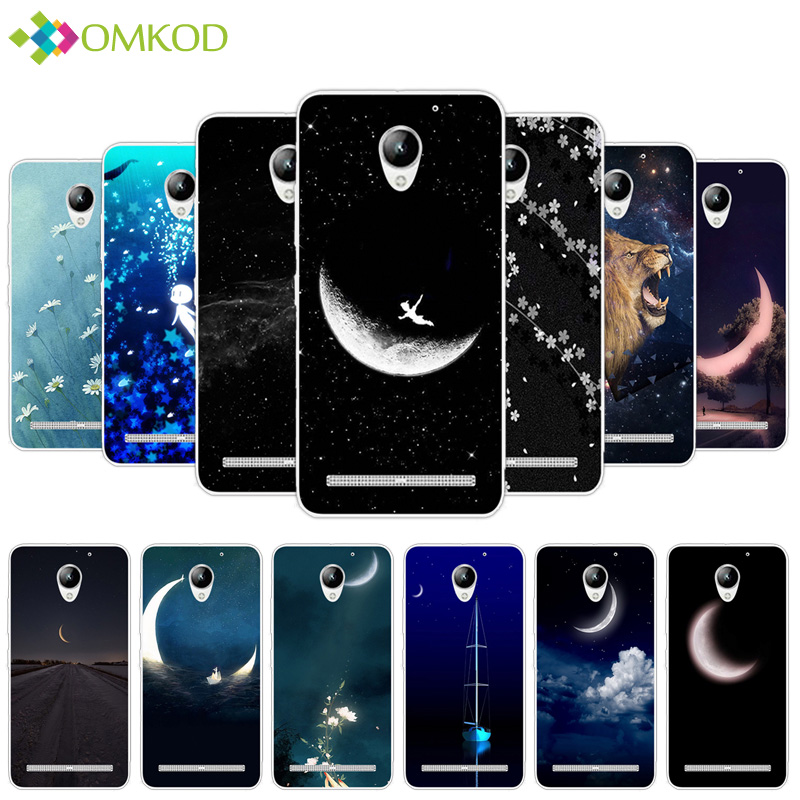 <font><b>Phone</b></font> <font><b>Case</b></font> for <font><b>Lenovo</b></font> <font><b>C2</b></font> Meniscus Back Cover for <font><b>Lenovo</b></font> <font><b>C2</b></font> Power <font><b>k10a40</b></font> Shell Silicone Bag TPU <font><b>Phone</b></font> Skin for <font><b>Lenovo</b></font> <font><b>C2</b></font> Capa image